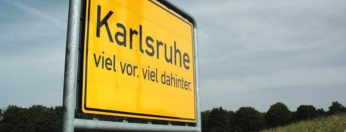 Karlsruhe is one of Karlsruhe + trips.