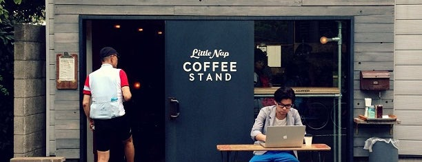 Little Nap COFFEE STAND is one of Good coffee in Tokyo.