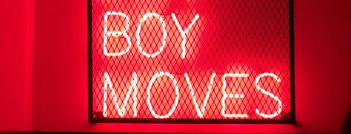 Fat Boy Moves is one of Condesa-Roma.
