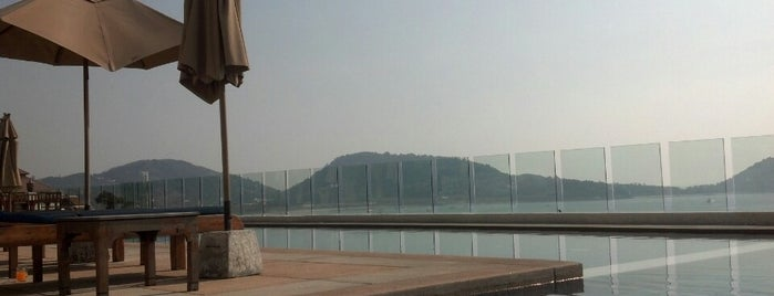 Centara Blue Marine Resort & Spa is one of Phuket.