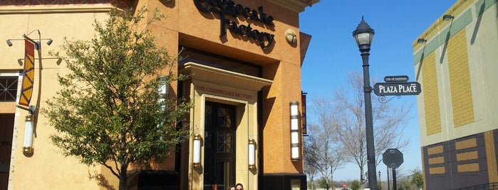 The Cheesecake Factory is one of Must-visit eateries in Euless area.