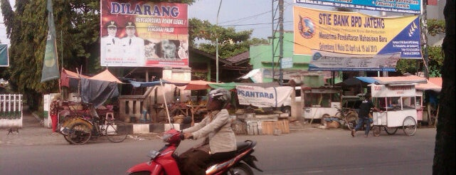 Pasar Induk Kota Brebes is one of BREBES.