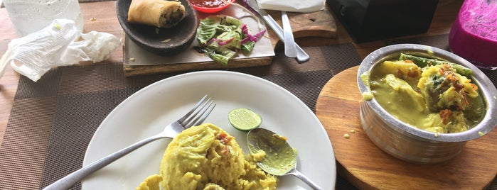 Ruby's Café is one of Bali.