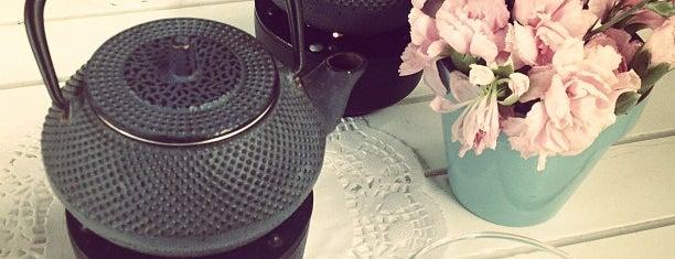 Tea & Pot is one of ★.