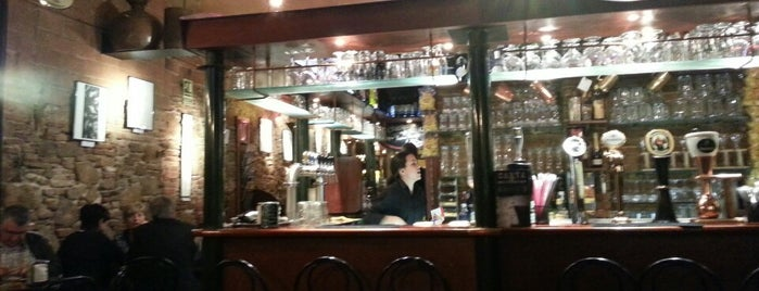 La Cervesera Artesana is one of Barcelona's Best Beer - 2013.