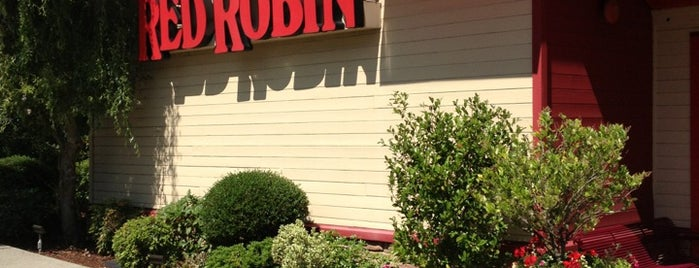 Red Robin Gourmet Burgers is one of French dips.