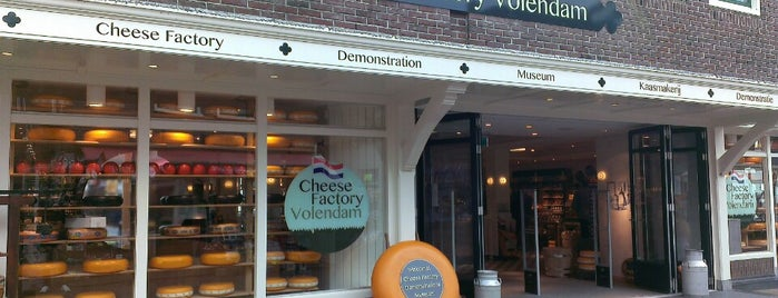 Cheese Factory Volendam is one of Favori Mekanlar.