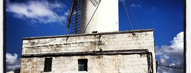 Es Molí is one of Menorca.