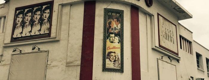 Cinéma Théâtre Rialto is one of A.