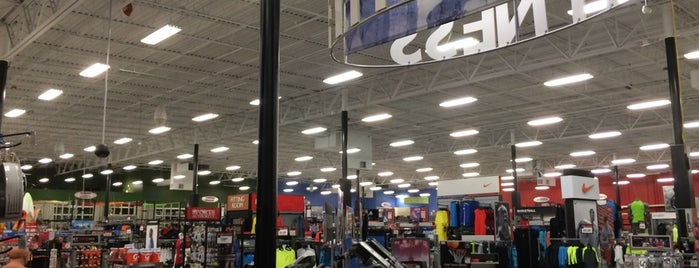 Sports Authority is one of Shopping.