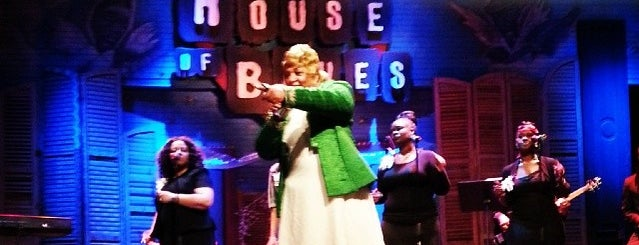 House Of Blues Gospel Brunch is one of What we love about New Orleans.