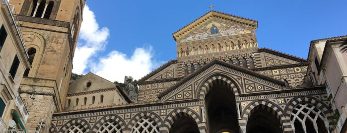 Cattedrale di Amalfi - Chiostro del Paradiso is one of Travel Guide to Amalfi Coast.