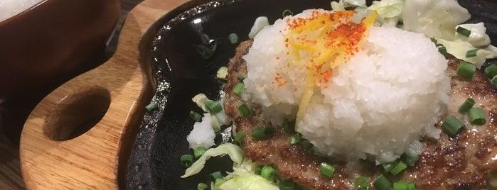 びっくりドンキー 東六郷店 is one of 飲食店.
