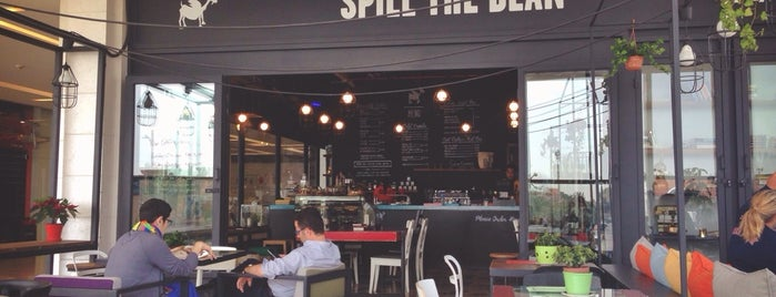 Spill The Bean is one of 2014.