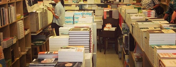 Books Actually is one of T+L's Definitive Guide to Singapore.