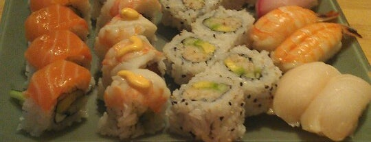 Zen Sushi is one of Place to eat.