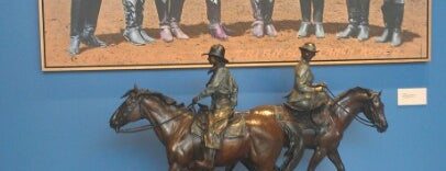 National Cowgirl Museum is one of Not-so-Usual Things to Do.