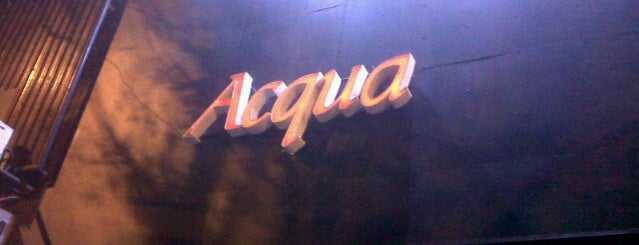 Acqua Hollywood is one of BA NightClubs.