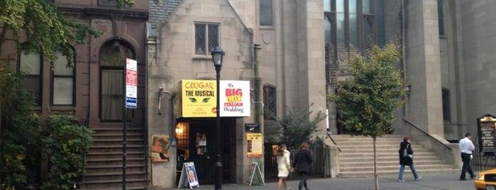 St. Luke's Theatre is one of New York.