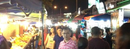 Pasar Malam Taman Megah is one of Makan @ PJ/Subang (Petaling) #7.