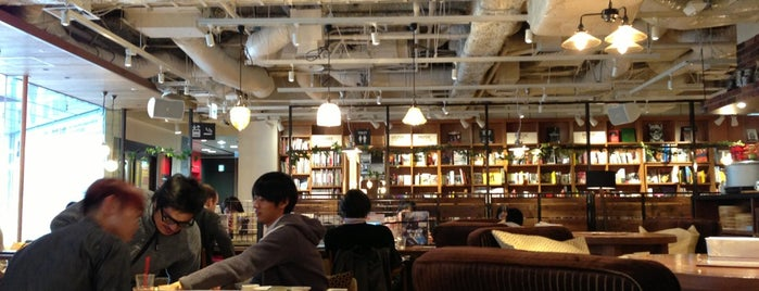 TOWER RECORDS CAFE is one of 洋食.