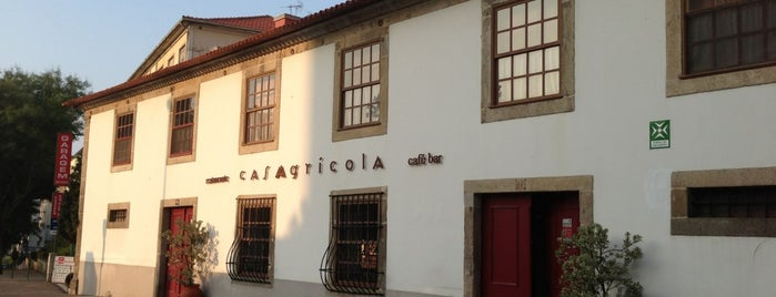 Casa Agrícola is one of HO46 Tainadas.