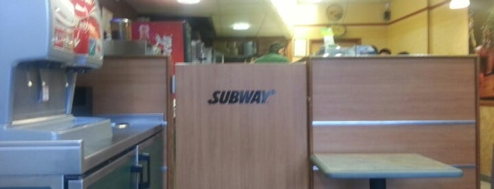 Subway is one of London.