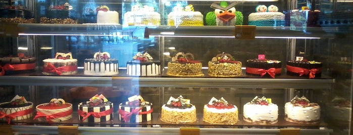Brasserie Bakery & Resto is one of 20 favorite restaurants.