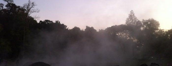 น้ำพุร้อนแจ้ซ้อน is one of ลำพูน, ลำปาง, แพร่, น่าน, อุตรดิตถ์.