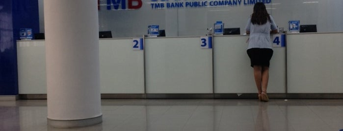 TMB Bank is one of All-time favorites in Thailand.