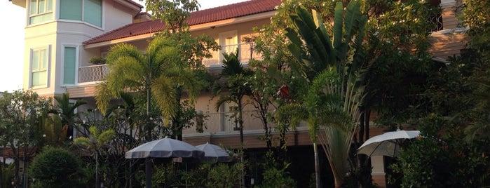 Korat Pavilion Home Resort is one of Hotel.