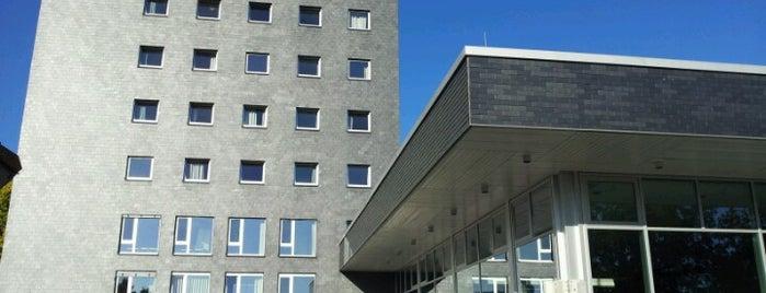 Theodor-Heuss-Akademie der Friedrich-Naumann-Stiftung für die Freiheit is one of Tagungshäuser.