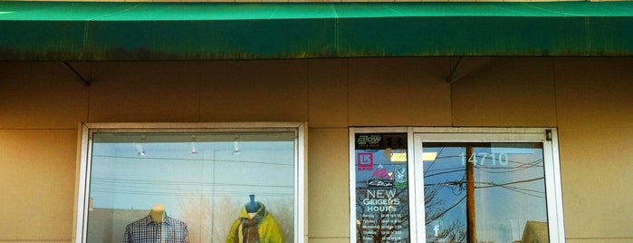 Geiger's Clothing & Sports is one of Top 10 favorites places in Lakewood.