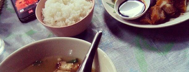ข้าวต้ม-เกาเหลาซี่โครงหมูเยาวราช is one of Chiang Mai.