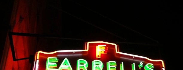Farrell's Bar is one of 50 Best Dive Bars.