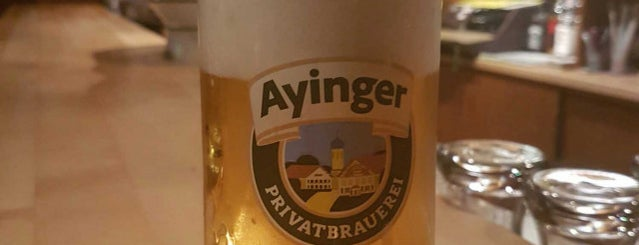 Jodlerwirt is one of Munich.