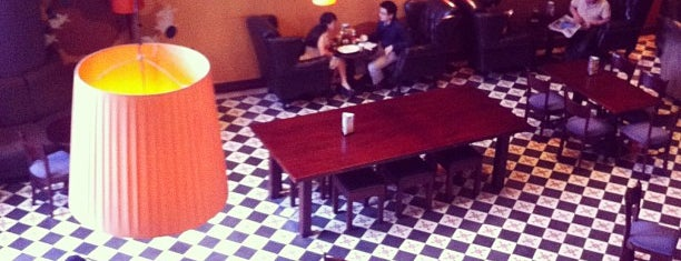 Highlands Coffee is one of Top 10 favorites places in Ha Noi.