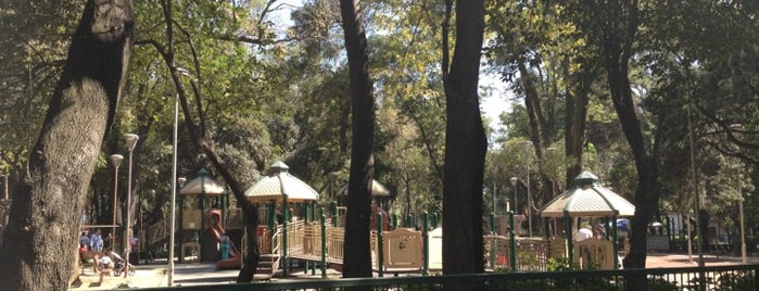 Parque España is one of ¡Cui Cui ha estado aquí!.