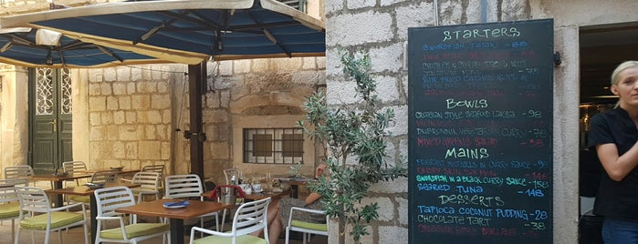 Azur Restaurant is one of Dubrovnik.