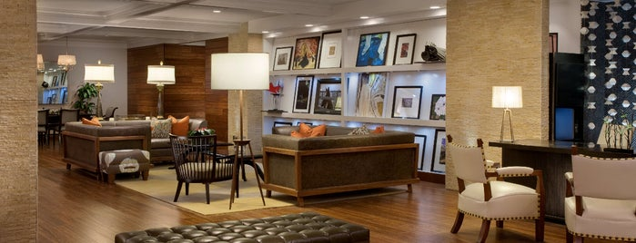 Hutton Hotel is one of The 15 Best Trendy Places in Nashville.