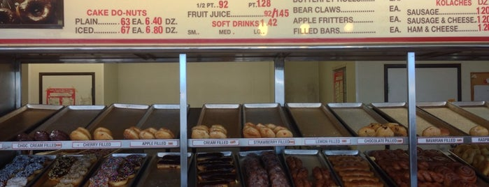 Shipley Do-Nuts is one of Best of DALLAS.
