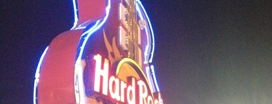 Hard Rock Cafe Bogota is one of Restaurantes visitados.