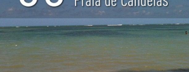 Praia de Candeias is one of conheço.