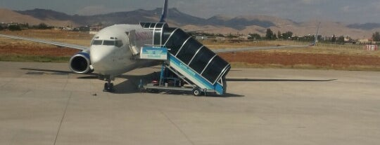 Mardin Airport (MQM) is one of Airports in Turkey.