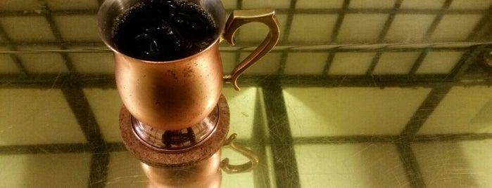 ハイカラ is one of 25 Top Coffee Shops in NYC.