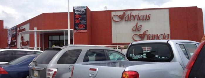 Fábricas de Francia is one of Veracruz.