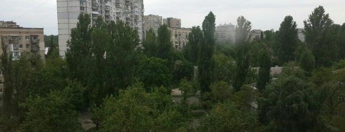 Русановка is one of милый дом.