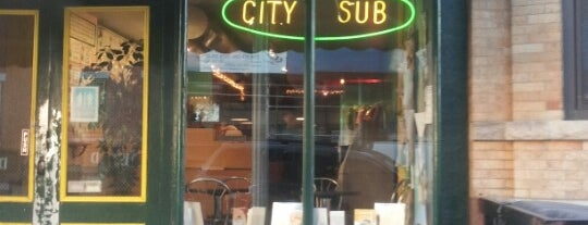 City Sub is one of Must-visit Food in New York.