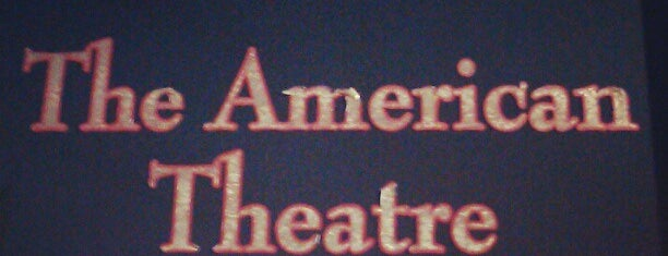 The American Theatre is one of All-time favorites in United States.