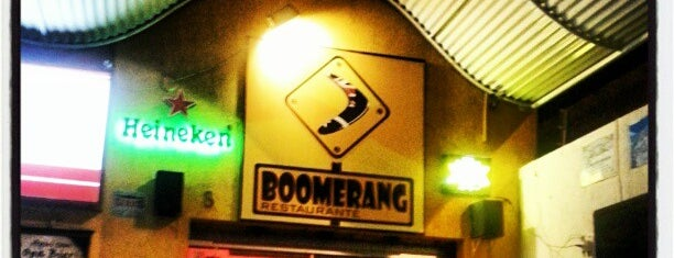 Boomerang is one of Fortaleza.